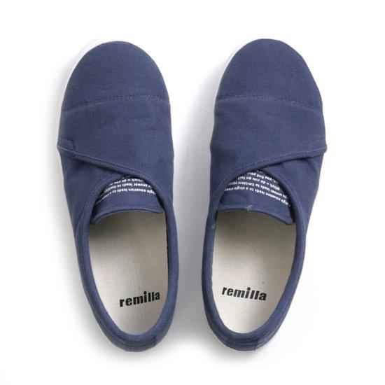remilla レミーラ【予約商品】5月下旬〜6月上旬入荷予定|ライスシューズ (スリッポン)
