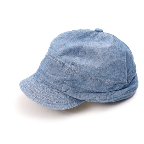 remilla レミーラ【予約商品】4月下旬入荷予定|シャンブレーシコロ帽 (キャップ 日除け帽)