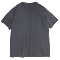 remilla レミーラ【予約商品】4月下旬入荷予定|マーブルVネック TEE (無地Tシャツ)