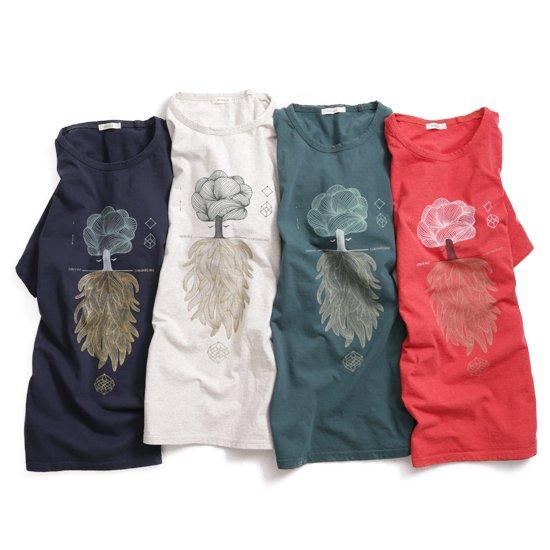 remilla レミーラ【予約商品】4月下旬入荷予定|CONSCIOUS-SUBCONSCIOUS TEE (Tシャツ)