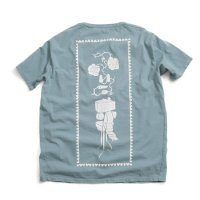 remilla レミーラ【予約商品】4月中旬入荷予定|ドローバック TEE (Tシャツ プリントTEE)