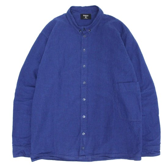remilla レミーラ【予約商品】3月下旬入荷予定 千鳥デクトシャツ (長袖シャツ)