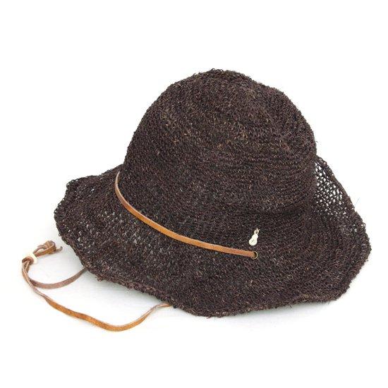 GO HEMP ゴーヘンプ|HIGHLAND HAT (ブラウン)(ハイランドハット)