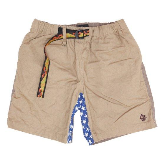 ALDIES アールディーズ|Climbing Short Pants (ベージュ)(クライミングショートパンツ)