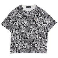 ALDIES アールディーズ|Zebra Big T (ブラック)(ゼブラビッグTEE)