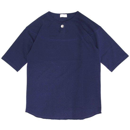 SPINNER BAIT スピナーベイト|BD天竺 コンチョ S/S TEE (ネイビー)(Tシャツ)