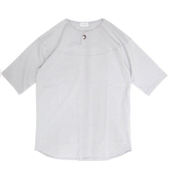 SPINNER BAIT スピナーベイト|BD天竺 コンチョ S/S TEE (ペールグレー)(Tシャツ)