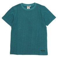 A HOPE HEMP アホープヘンプ|Regular S/S Tee (プラントブルー)(ヘンプコットン Tシャツ)