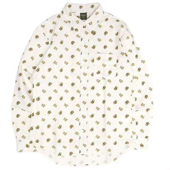 Phatee ファティ|FLAT SHIRTS (ピザ)(ヘンプコットンシャツ)