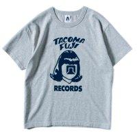TACOMA FUJI RECORDS タコマフジレコード|LOGO '18 TEE (オートミール)(プリントTシャツ)