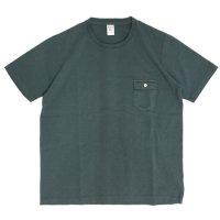 Jackman ジャックマン|JM5550 Pocket T-shirt (オールドネイビー)(ポケTEE)