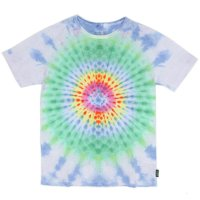 GO HEMP ゴーヘンプ|DEAD DYE China Cat Sunflower S/SL TEE (タイダイTシャツ)