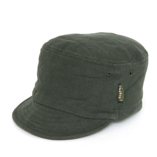Phatee ファティ|HALF CAP (モスキャンバス)(ハーフキャップ)