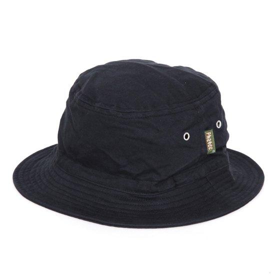 Phatee ファティ|BUCKET HAT (ブラックツイル)(バケットハット)