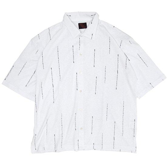Phatee ファティ|WIDE SOFT SHIRTS HEMP (ワードホワイト)(Tシャツ生地)
