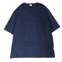 CAMBER キャンバー|MAX WEIGHT POCKET TEE 3XL TALL (ネイビー)(ビッグTEE)