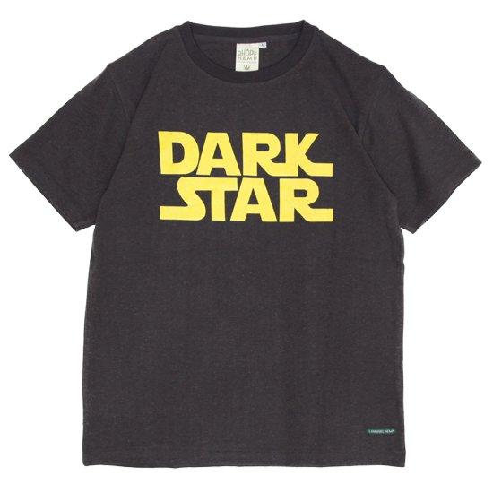A HOPE HEMPアホープヘンプ|DARK STAR S/S Tee (オールドブラッキー)(プリントT)