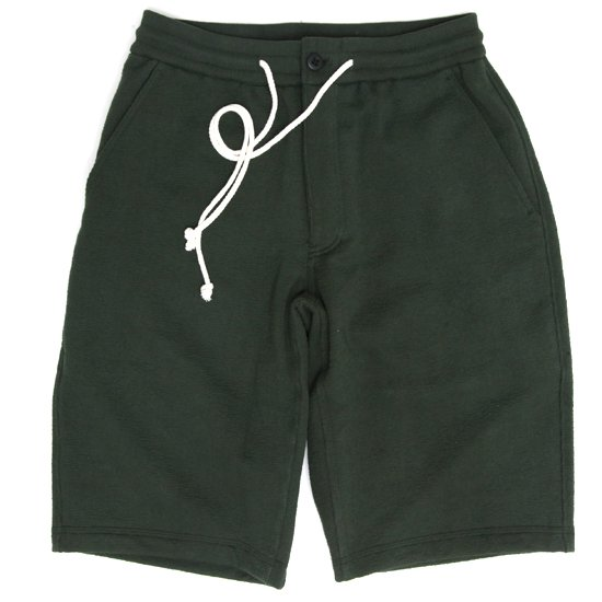 Jackman ジャックマン|JM4832 Sweat Shorts (アイビー)(スウェットショーツ)