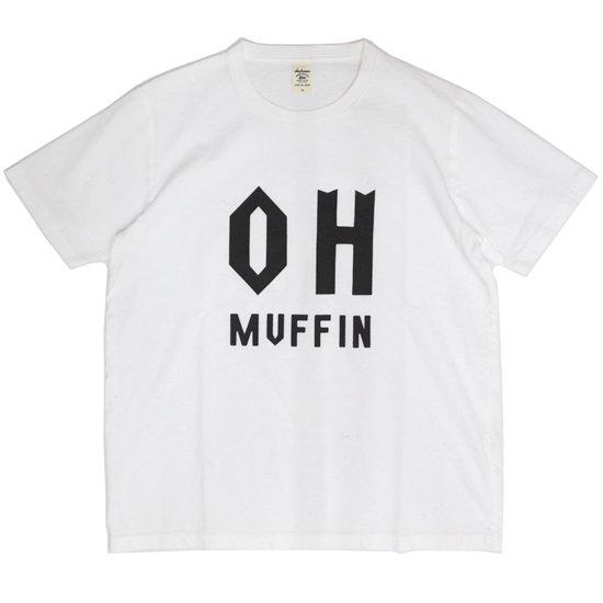 Jackman ジャックマン JM5817 Print T-shirt (ホワイト)(プリントTEE)