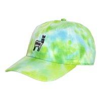 KM4K カモシカ|STAFF CAP (タイダイ)(キャップ)