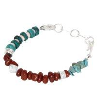 Tsunai Haiya ツナイハイヤ|Colorfield Beads Bracelet (C)(ビーズブレスレット)