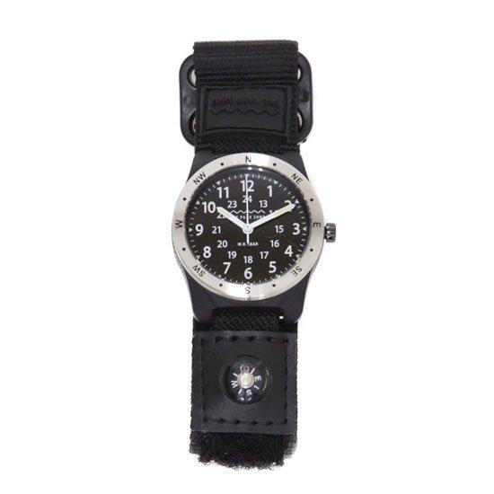THE PARK SHOP ザ パークショップ|WATERBOY WATCH (ブラック)(腕時計)