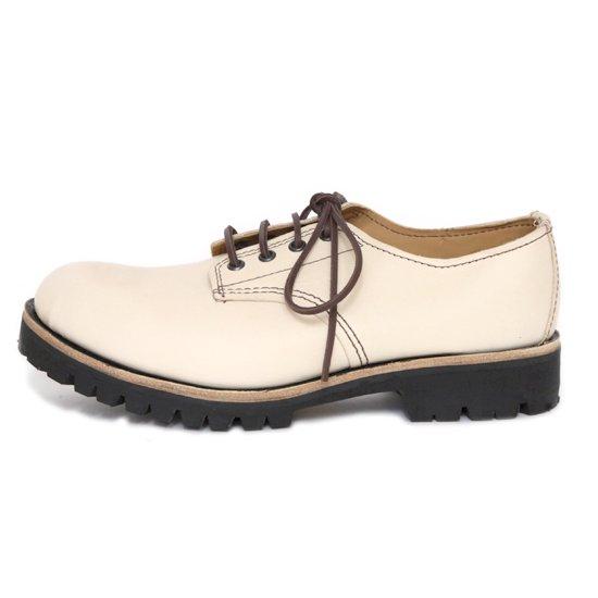 William Lennon ウィリアムレノン #157 Hill Shoe (ナチュラル ヌメ革)(ワークブーツ)