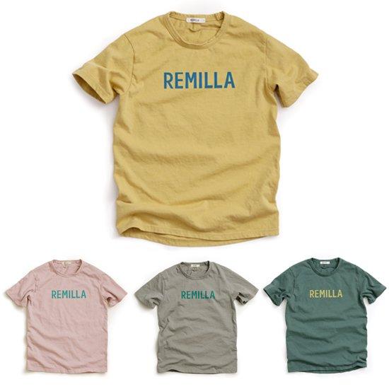 remilla レミーラ【予約商品】7月下旬入荷予定 REMILLA Tee (キッズサイズ Tシャツ)