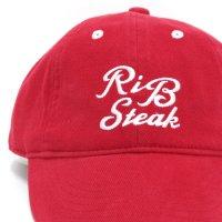 TACOMA FUJI RECORDS タコマフジレコード|RIB STEAK CAP (レッド)(キャップ)