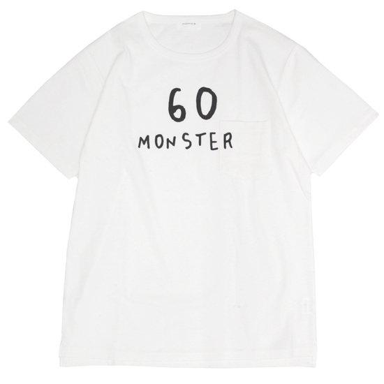 SPINNER BAIT スピナーベイト|BD天竺 プリント S/S TEE (オフホワイト)(プリントTシャツ)