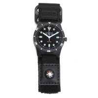 THE PARK SHOP ザ パークショップ|DIVERBOY WATCH (ブラック)(腕時計)
