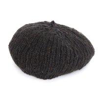 GO HEMP ゴーヘンプ|FRENCH BERET (ブラック)(ベレー帽 フレンチベレー)