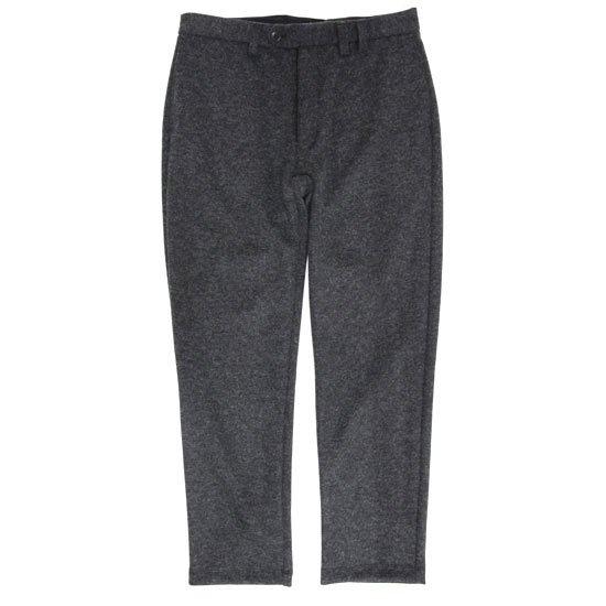 Jackman ジャックマン|JM4760 Jersey Trousers (チャコール)(ジャージトラウザース)