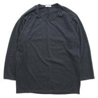 remilla レミーラ|UネックTEE (スミクロ)(長袖Tシャツ)