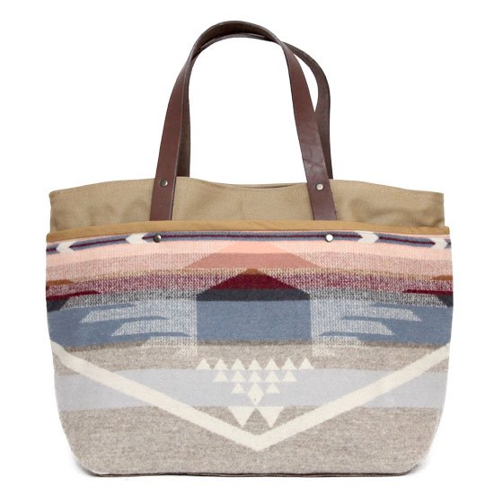 Early Morning アーリーモーニング|POCKET TOTE L (ホワイトサンズ A)(トートバッグ)