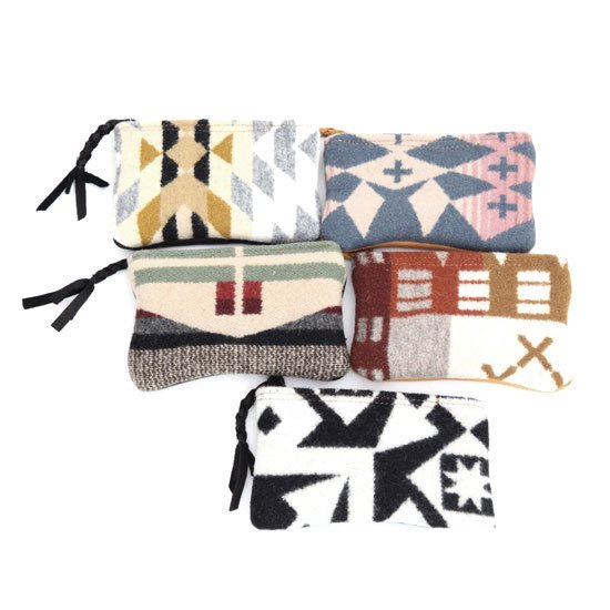 Early Morning アーリーモーニング FASTENER POUCH S (ポーチ)