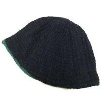 remilla レミーラ|デクノ帽 (グリン)(リバーシブルハット)