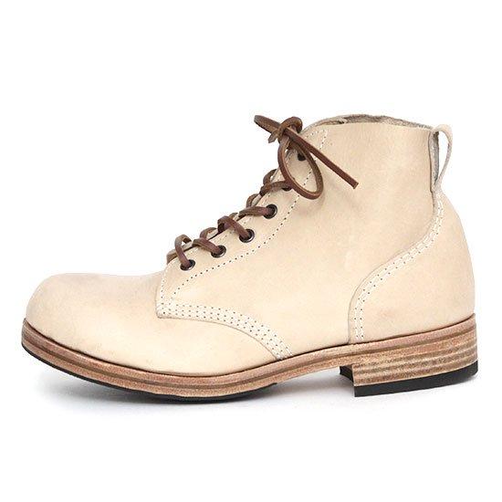 William Lennon ウィリアムレノン|#107 Field Boots (ヌメ革)(ワークブーツ フィールドブーツ)
