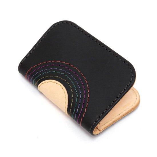 MAGIC THEATER マジックシアター|RAINBOW 22°HALO 08 CARD CACE (ブラック)(カードケース 名刺入れ)