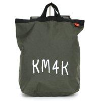 KM4K カモシカ|PARADICE BACK PACK (オリーブ)(パラダイス バックパック)