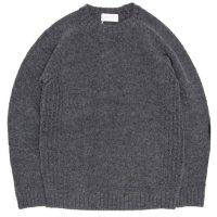 soglia ソリア|LANDNOAH Sweater (グレイ)(ランドノアセーター)