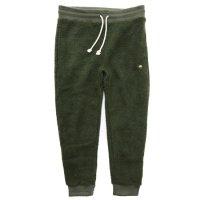 GO HEMP ゴーヘンプ|WILD BOA PANTS (オリーブ)(ボアパンツ)