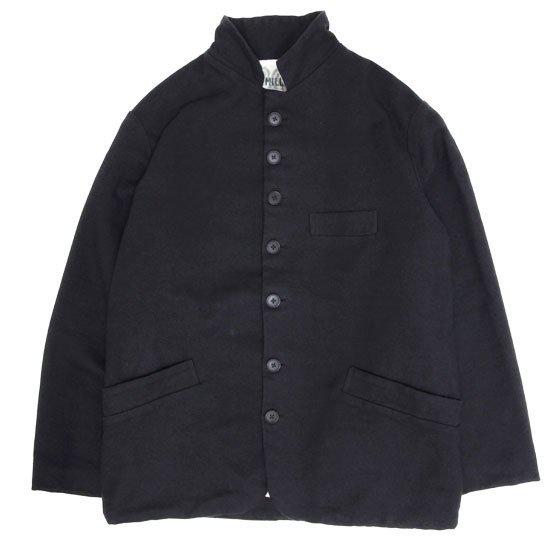 remilla レミーラ|サルトジャケット (ブラック)(ウールジャケット)