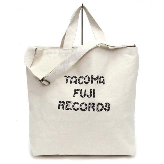 TACOMA FUJI RECORDS タコマフジレコード TACOMA FUJI TOTE 2018 (トートバッグ)