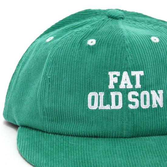 TACOMA FUJI RECORDS タコマフジレコード|FAT OLD SON CAP (ライトグリーン)(キャップ)