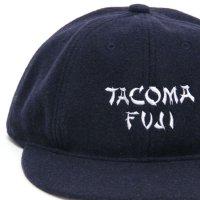 TACOMA FUJI RECORDS タコマフジレコード|TACOMA FUJI CAP (6th ver.)(ネイビー)(キャップ)