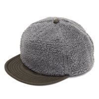 Phatee ファティ|PHAT CAP (ボアグレイ)(ファットキャップ)