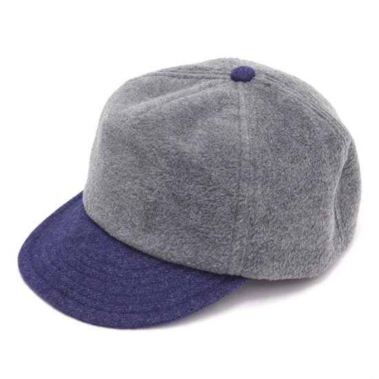 Phatee ファティ PHAT CAP (フリースグレイ)(ファットキャップ)