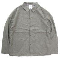 remilla レミーラ アーカイブ|H25 ローンシャンブレーシャツ (ライトカーキ)(シャツ)
