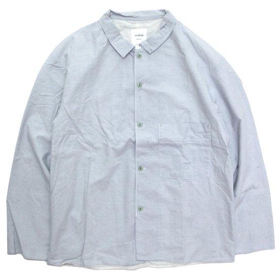 remilla レミーラ アーカイブ|H25 ローンシャンブレーシャツ (ライトブルー)(シャツ)